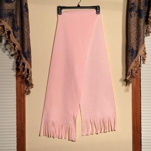 Old Navy Ladies Winter Scarf. Pink